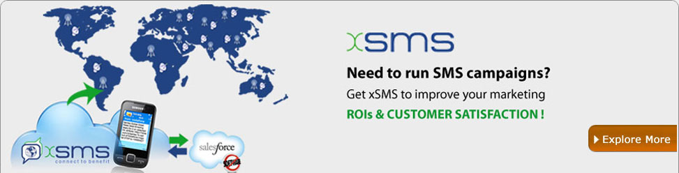 Xarlesys - xSMS : Get xSMS to improve your marketing