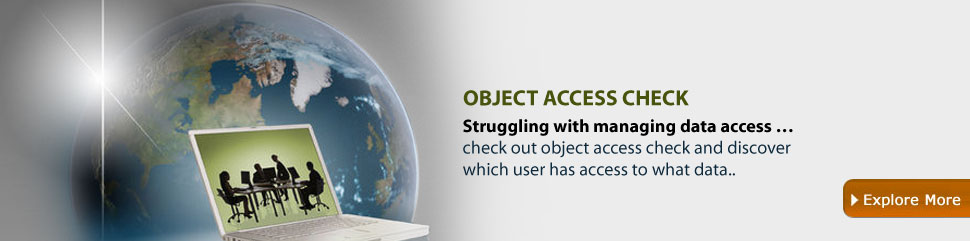 Xarlesys - OBJECT ACCESS CHECK